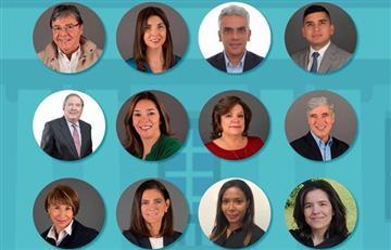 Por primera vez, hay más mujeres que hombres en el gabinete ministerial de Iván Duque