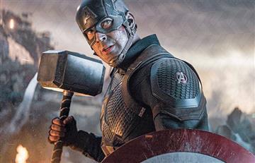 Chris Evans no descarta volver a encarnar al Capitán América