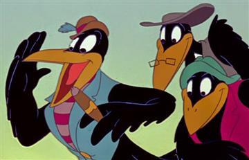 Disney+ contiene advertencias de racismo en varias de sus películas