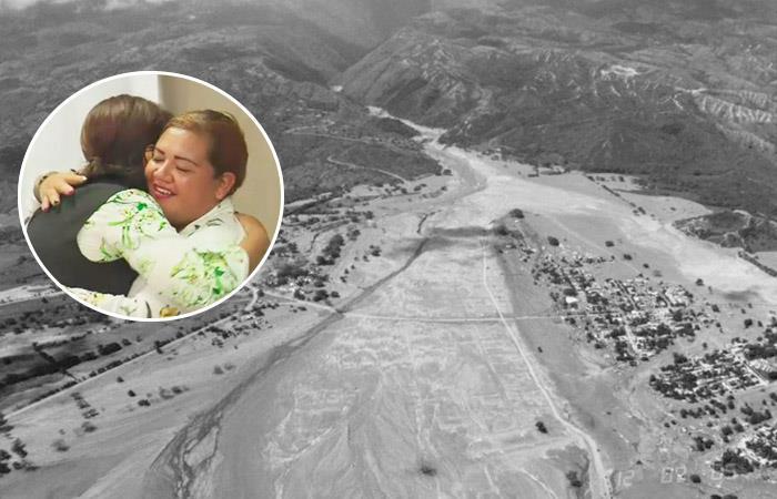 Dos hermanas se reencontraron 34 años después de la tragedia de Armero - Colombia.com