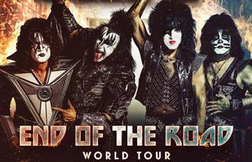 Kiss regresa a Colombia para su concierto de despedida