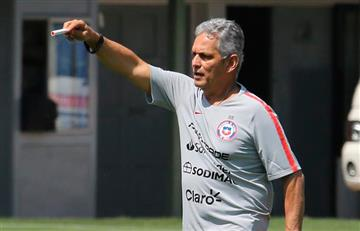 Reinaldo Rueda renunciaría a la dirección técnica de Chile