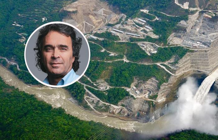 Sergio Fajardo, exdirigente de Antioquia durante la construcción de Hidroituango. Foto: Twitter