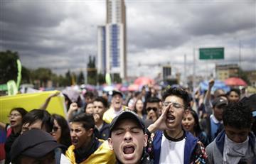 Sindicatos afirman participación en paro y rechazan la violencia