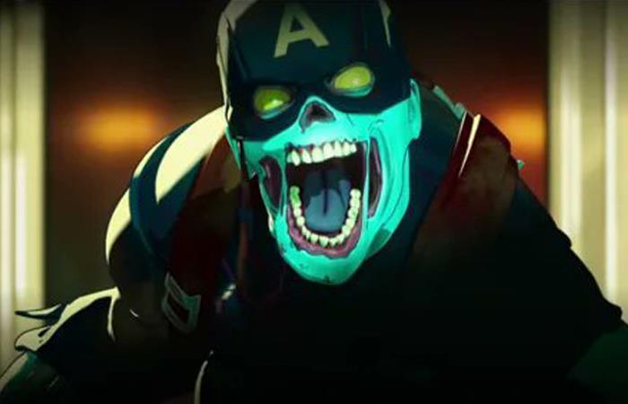What if Marvel Studios series de Disney +
