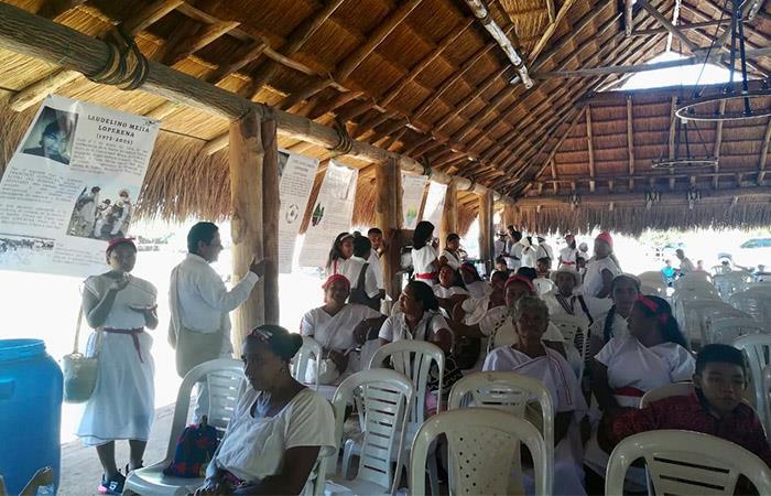 JEP Comunidades indígenas conflicto armado
