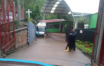 Cinco niños murieron tras ser chocados por bus escolar en Nariño