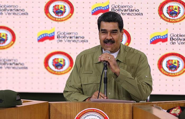 Nicolás Maduro gobierno Colombia Venezuela Iván Duque