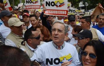 """Álvaro Uribe aseguró que aún """"falta mucho"""" en el gobierno de Iván Duque"""