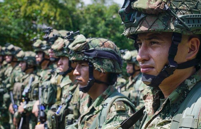 El caso se remite a un ataque militar perpetrado por el Ejército Nacional en Caquetá. Foto: Twitter