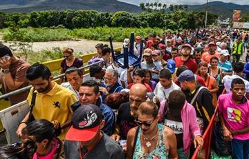 Colombia cerrará sus fronteras por las jornadas de protestas de este jueves