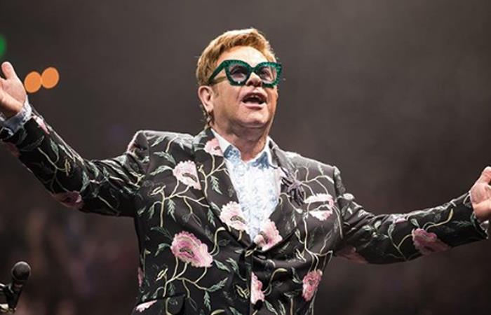Documental Elton John