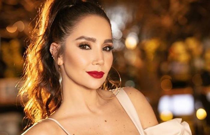 Paola Jara, nueva jurado de 'A Otro Nivel'. Foto: Instagram