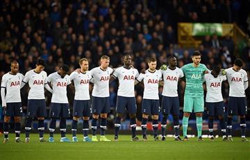 Dávinson Sánchez se quedó sin técnico en Tottenham