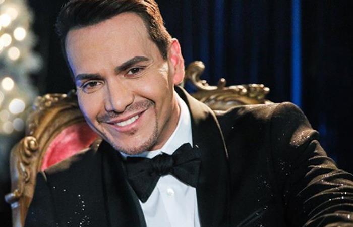 Victor Manuelle estrena álbum de navidad