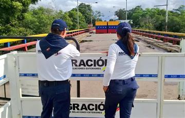 Colombia cerró fronteras para mantener la seguridad durante el Paro Nacional