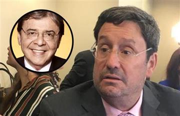 """""""Carlos Holmes Trujillo no hizo nada"""": Francisco Santos durante reunión con la nueva canciller de Colombia"""