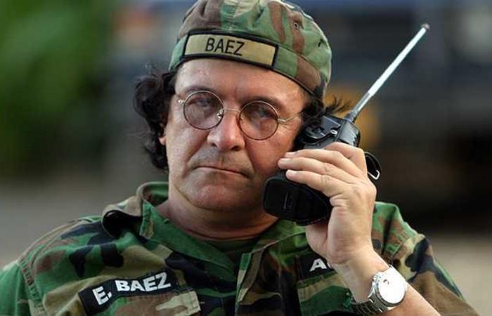Muere paramilitar Ernesto Baez