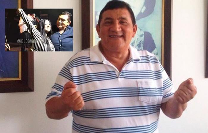 Ana 'La Fruna' de Poncho Zuleta tendría otro novio en Venezuela