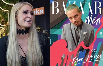 """Es increíble"": Paris Hilton alabó la música de J Balvin"