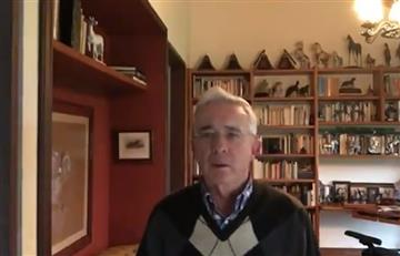 Uribe denunció que su cuenta de Twitter fue bloqueada