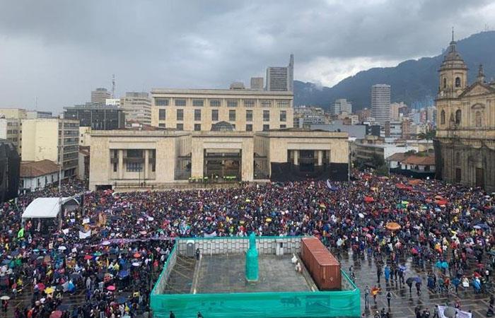 [OPINIÓN] 21 de noviembre: La manifestación debe continuar