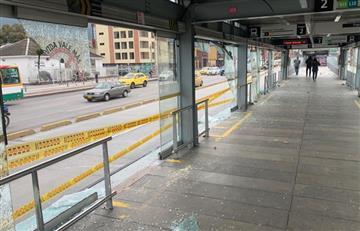 Estas son las estaciones de TransMilenio que no funcionan hoy