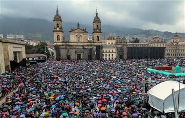 Protestas en Colombia continúan mientras que Iván Duque calla