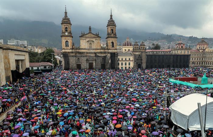Gobierno Colombia Iván Duque Protestas