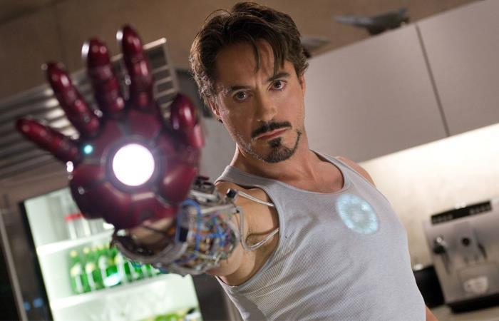 Robert Downey Jr Iron Man What If Marvel