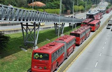 [ATENCIÓN] TransMilenio no funcionará después de las 7:00 p.m.