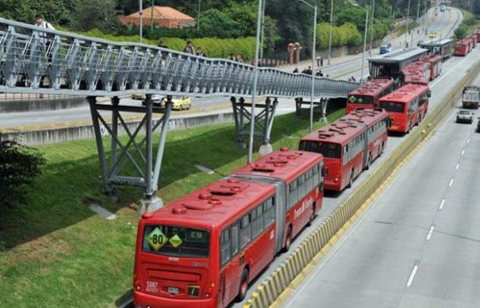 TransMilenio Servicio Bogotá