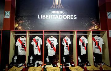 River Plate y Flamengo confirmaron sus nóminas para la final de la Copa Libertadores