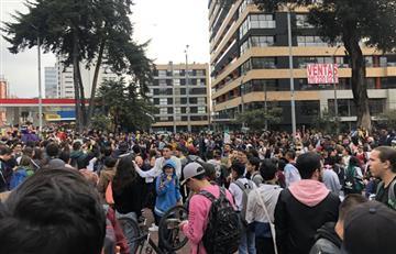 Día 3: Las movilizaciones en Bogotá no se detienen