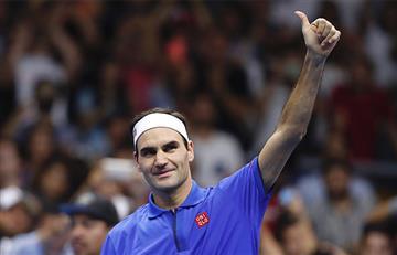 [VIDEO] En medio de las lágrimas, Roger Federer se despidió de Colombia