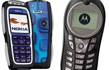 """Estos son los celulares """"panelitas"""" que marcaron a los colombianos"""