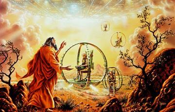 Tres veces en las que Ovnis pudieron aparecer en la Biblia