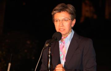 """Claudia López pide al Presidente escuchar a los sectores sociales y a la """"Colombia profunda"""""""