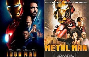 Cuatro películas que son plagios bastante descarados de exitosas cintas