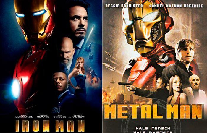 "¿Te imaginas un Iron Man con un ""Tony"" de clase media?. Foto: Twitter"