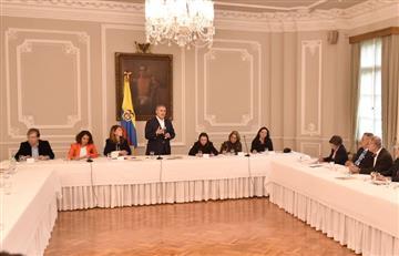 Duque adelanta conversación con Alcaldes electos y se oyen voces para nueva constituyente