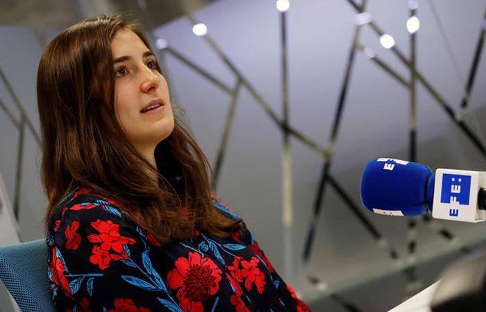 Entrevista Piloto Colombiana Tatiana Calderón Fórmula 2
