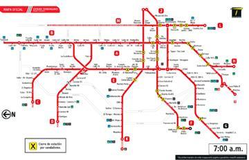 Estas son las estaciones de Transmilenio que permanecen cerradas