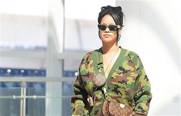 Captan a Rihanna en traje de baño y revelan su verdadera figura sin Photoshop
