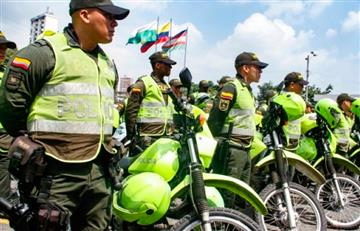 Más de 300 uniformados han resultado heridos durante las últimas manifestaciones