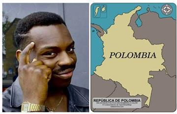 """""""Polombia"""" el nuevo error de Duque que es viral en redes"""
