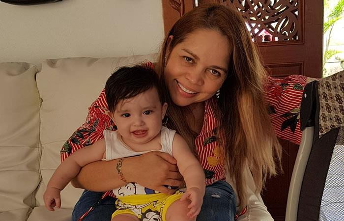 Reaparece ex de Jessi Uribe