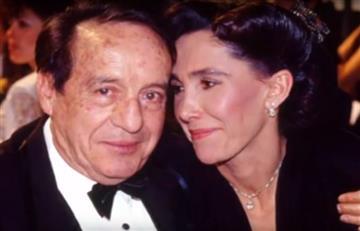 Con conmovedor video Florinda Meza recuerda a su esposo 'Chespirito'