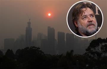 """Los incendios en Australia afectaron hasta a """"Gladiador"""""""