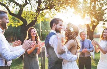 Si estás buscando fecha para tu matrimonio, diciembre podría ser el mejor mes